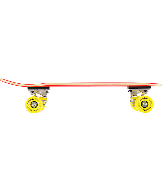 "Arbor Red Woody 23.5""  Cruiser Complete"