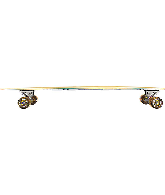 "Arbor Timeless 42"" Pintail Longboard Complete"