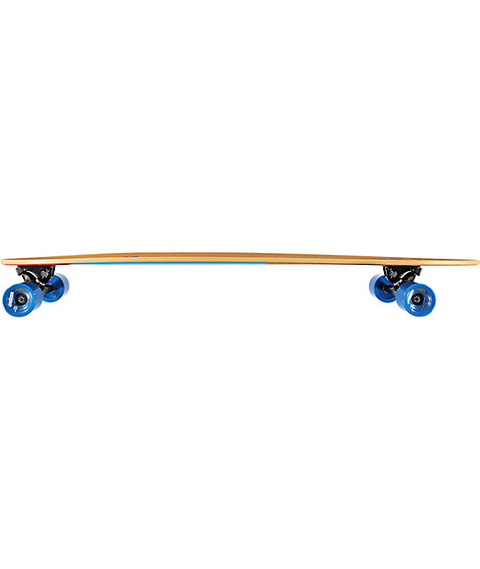 "Arbor Timeless 46""  Pintail Longboard Complete"