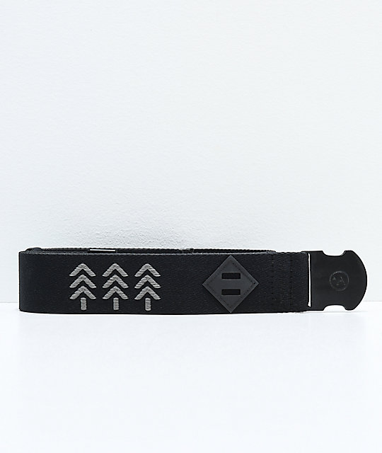 Arcade Blackwood Black & Grey Belt