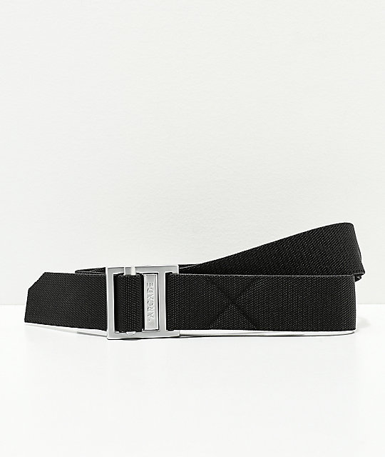 Arcade Guide Black Stretch Web Belt