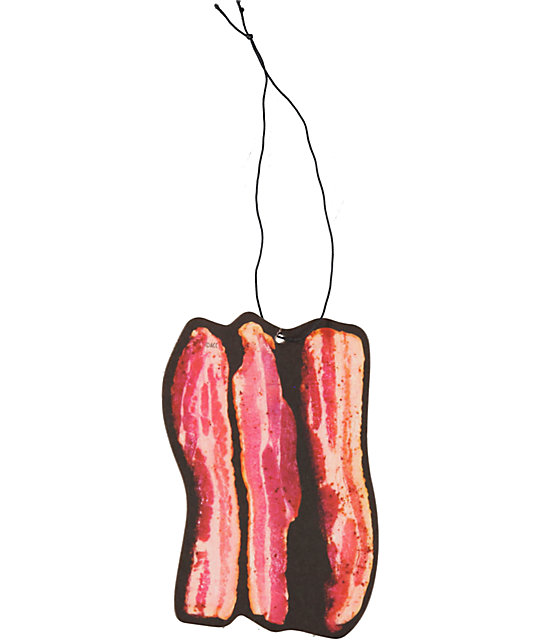 Archie McPhee Bacon Air Freshener