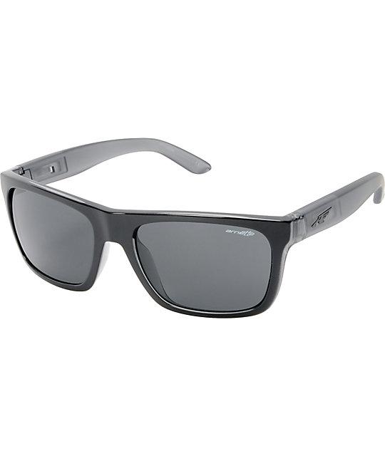 2449e67d822 Arnette Dropout Black   Grey Sunglasses