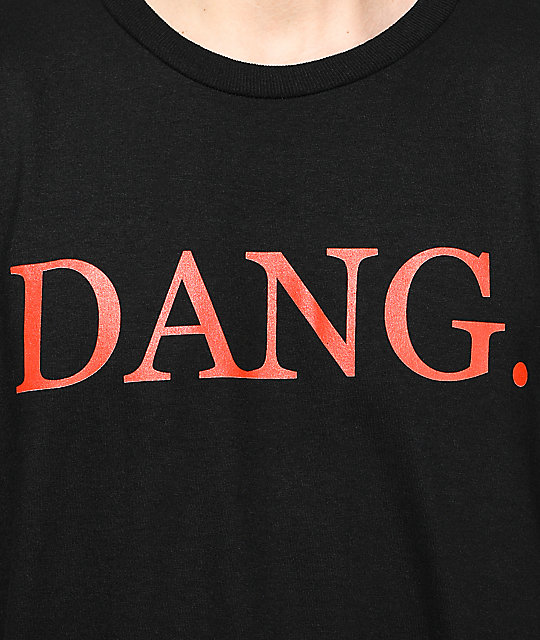 Artist Collective Dang Black T-Shirt