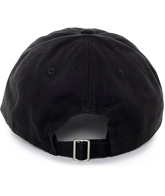Artist Collective Its Lit Black Dad Hat