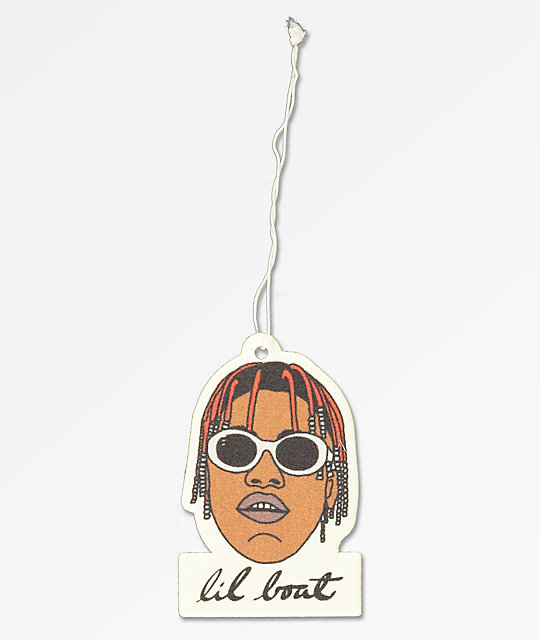 Artist Collective Lil Boat Air Freshener