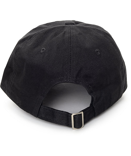 Artist Collective Lit AF Black Baseball Hat