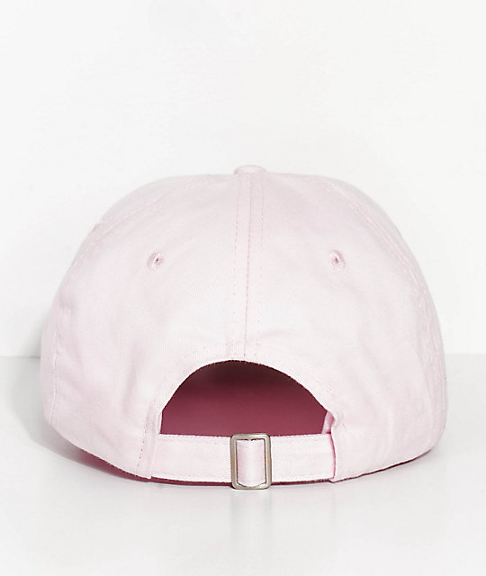 Artist Collective Petty Pink Strapback Hat
