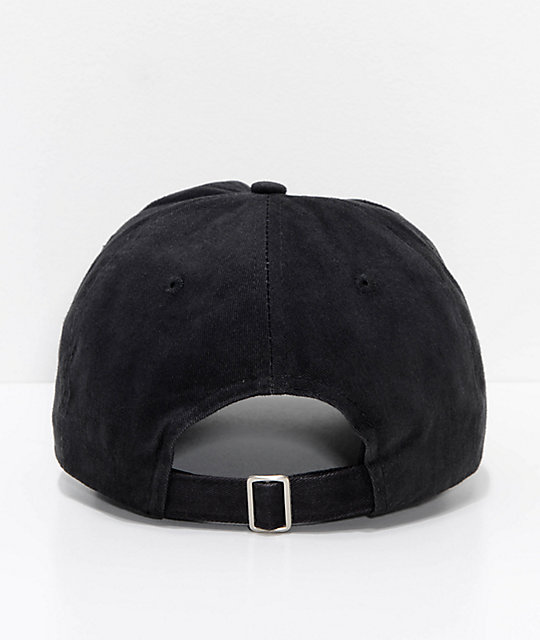 Artist Collective Skrt Skrt Black Strapback Hat