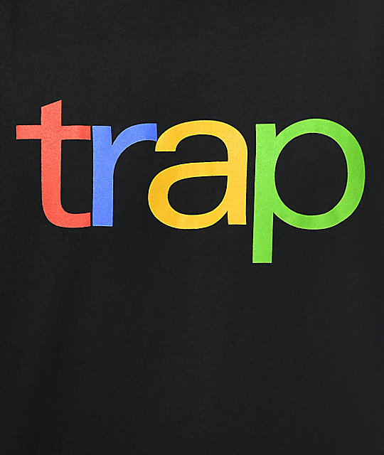 Artist Collective Trap Bay Black T-Shirt