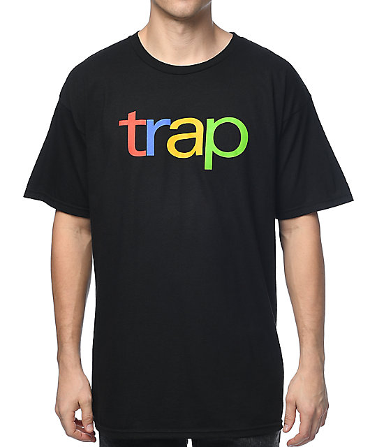 Artist Collective Trap Bay camiseta negra