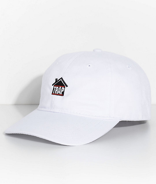 Artist Collective Trap House gorra strapback en blanco