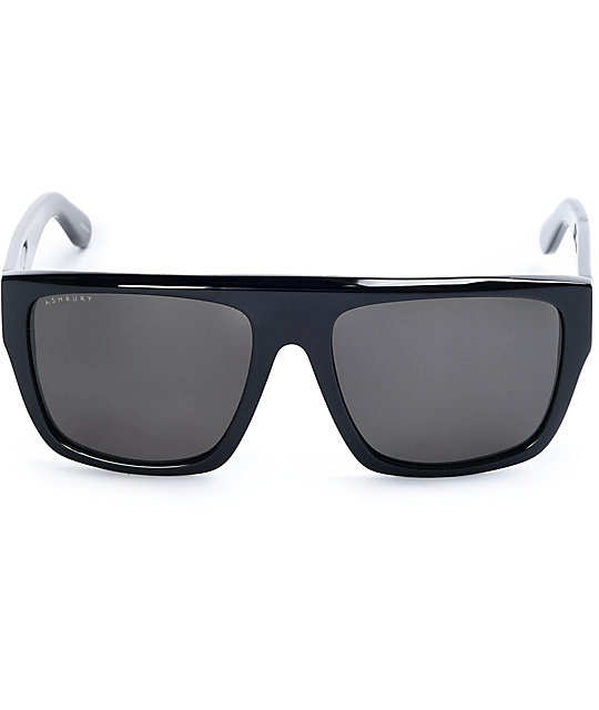 Ashbury Crenshaw Black Sunglasses