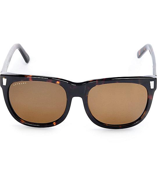 02ca5ef646 Ashbury Daytripper gafas de sol con montura carey   Zumiez