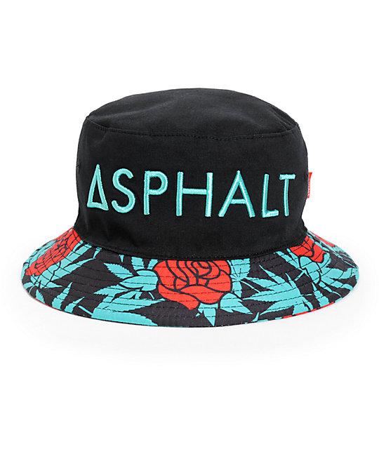 86469ae4036 Asphalt Yacht Club x Snoop Dogg Puff Puff Pass Reversible Bucket Hat ...