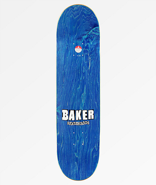 "Baker DO Logo Finger Paint 8.12"" tabla de skate"