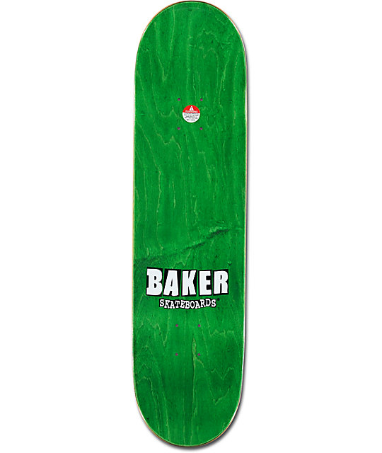 Baker Herman Electric 8.125\u0026quot; Skateboard Deck  Zumiez