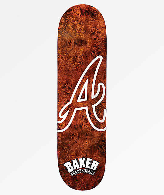 Baker Reynolds Atlanta Burl Wood 8.12