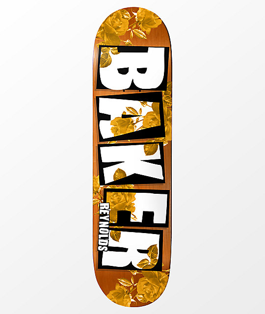 "Baker Reynolds Rose Gold 8.0"" tabla de skate"