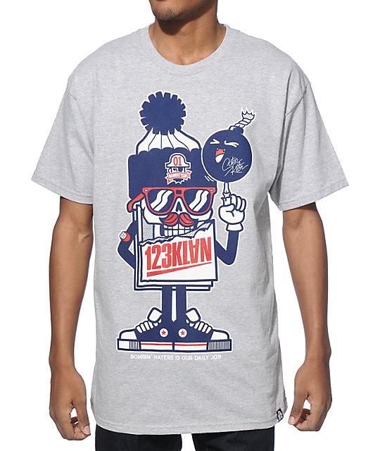 349bfeeb Bandit-1$M Mascot T-Shirt | Zumiez