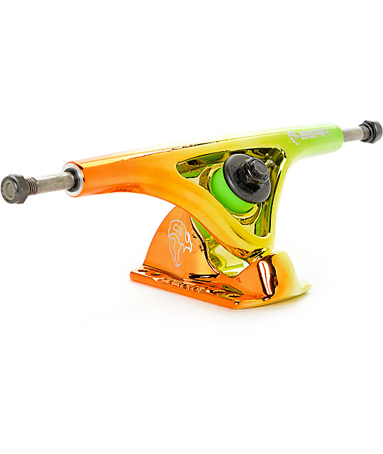 Bear Grizzly Gen 5 Iridescent 180mm Longboard Truck