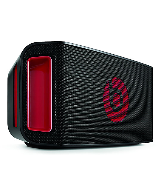 Beats By Dre Beatbox Black iPod Dock