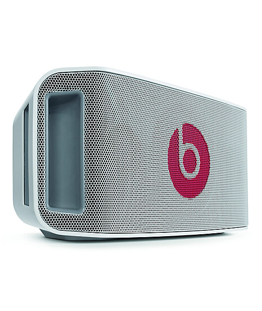 Beats By Dre Beatbox White iPod Dock