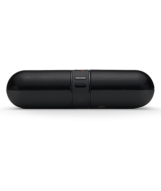 Beats By Dre Beats Pill Black Wireless Speakers