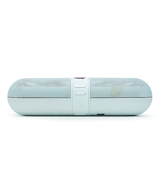 Beats By Dre Beats Pill White Wireless Speakers