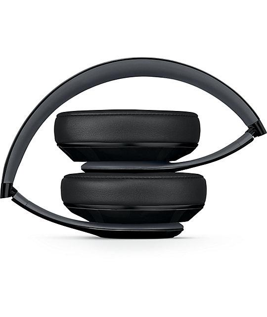 beats by dre studio 2 black headphones zumiez