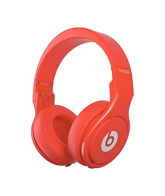 Beats By Dre x Lil Wayne Beats Pro Red Limited Edition Headphones
