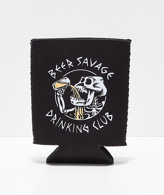Beer Savage Bone Club PSF Beverage Sleeve