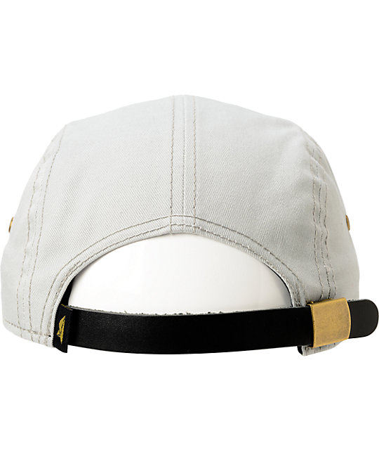 Benny Gold Origins Grey 5 Panel Hat