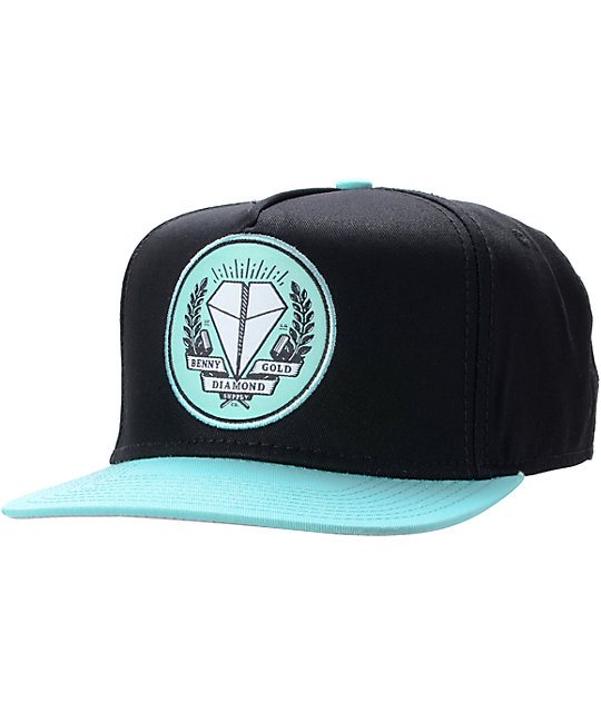 Benny Gold x Diamond Supply Co Snapback Hat