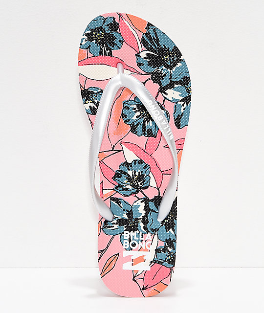 Billabong Dama Blush Sandals