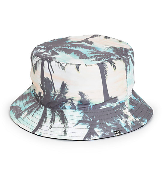 Billabong La Isla Reversible Bucket Hat  f04a6125a9b