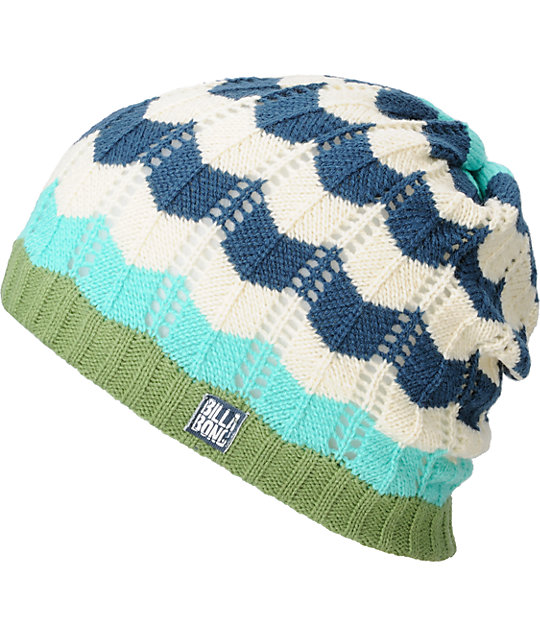 Billabong Lightweight Indigo Beanie