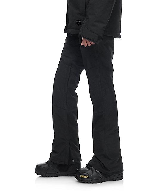 Malla Zumiez 10k Negro Pantalones De Snowboard Billabong En R4xqdTfF