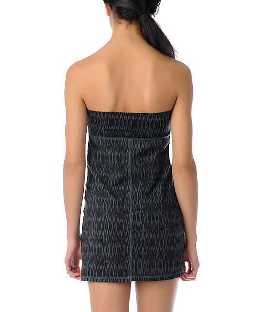 Billabong Once Was Black Body Con Dress