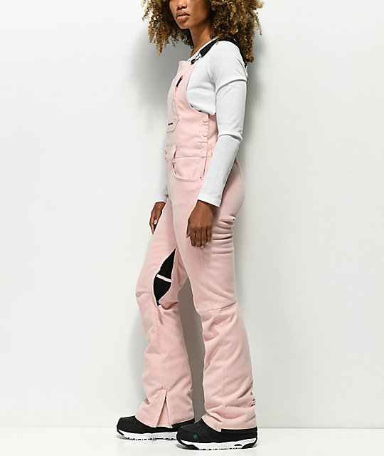 Billabong Riva Blush 10K Snowboard Bib Pants