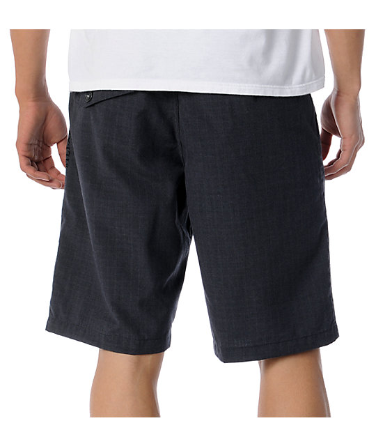 Billabong Stiller Charcoal Shorts