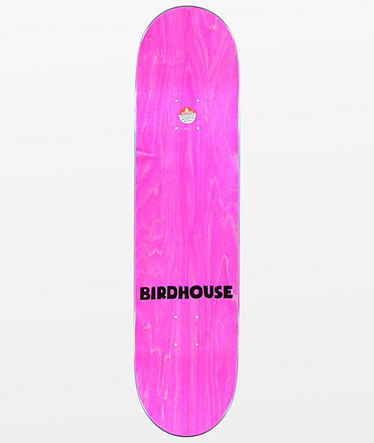 "Birdhouse Hawk Vices 8.0"" Skateboard Deck"