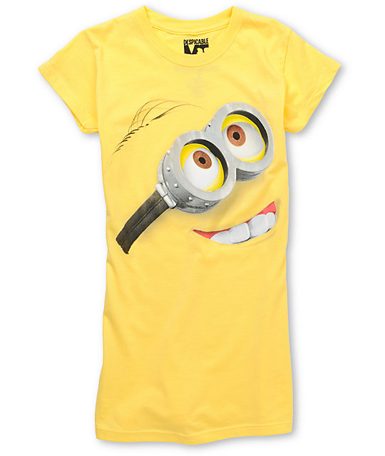 Bitter Sweet I Heart Dave Despicable Me T-Shirt