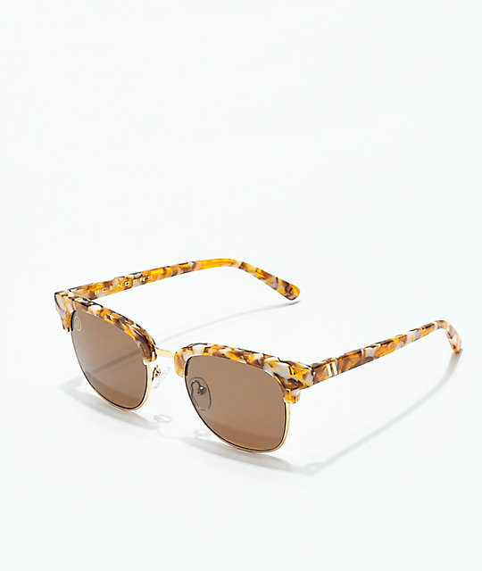 Blenders Cardiff Gold Mamba Polarized Sunglasses
