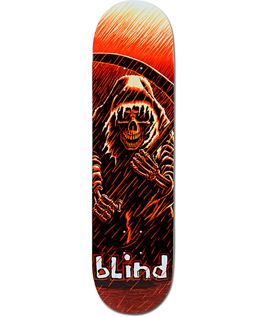 "Blind Raining 8.0""  Skateboard Deck"