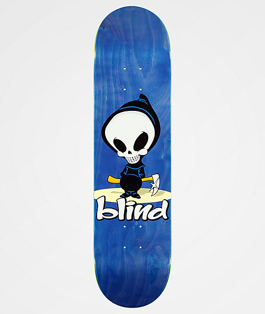 "Blind Repeater Logo 8.0"" tabla de skate"