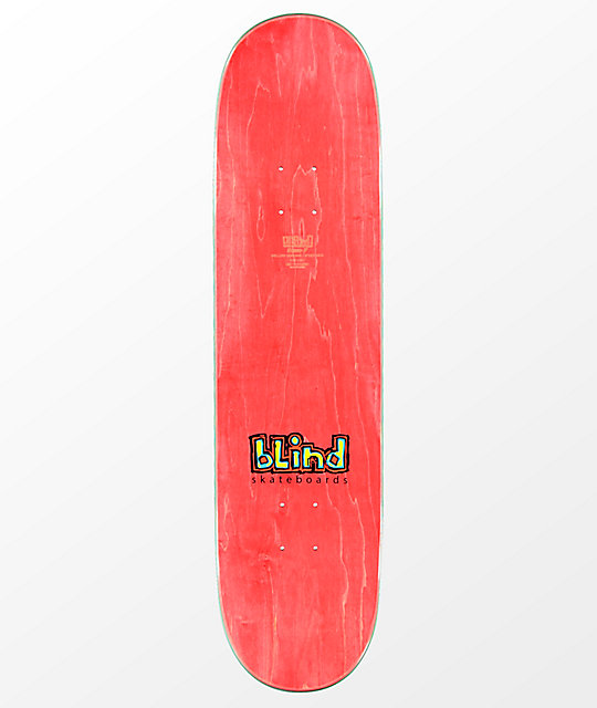 "Blind Smith Tile Style 8.25"" Skateboard Deck"