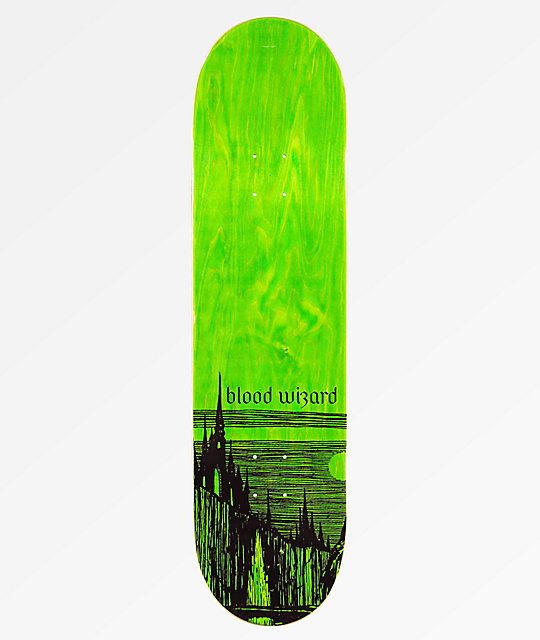"Blood Wizard Gregson Castlebasas 8.5"" tabla de skate"