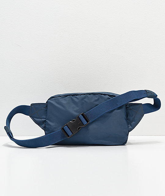 Brixton Cortez Washed Navy Fanny Pack