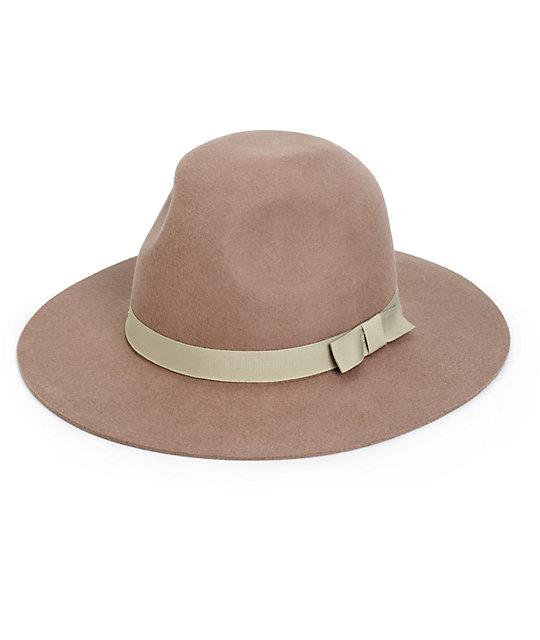 ef00e8d6229 Brixton Dalila Wide Brim Hat